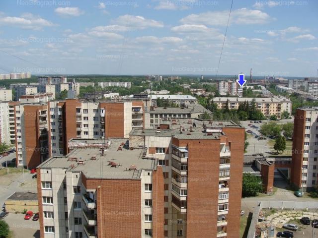 Address(es) on photo: Uglovoy lane, 2, 4, Yekaterinburg