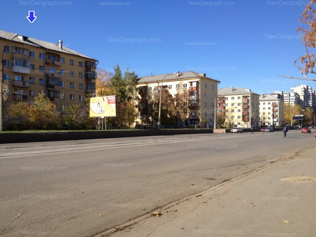 Адрес(а) на фотографии: улица Победы, 9, 11, 13, 15, Екатеринбург
