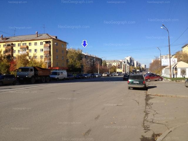 Адрес(а) на фотографии: улица Победы, 7, 9, 11, Екатеринбург