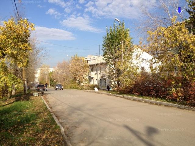 Адрес(а) на фотографии: улица Зои Космодемьянской, 41, Екатеринбург