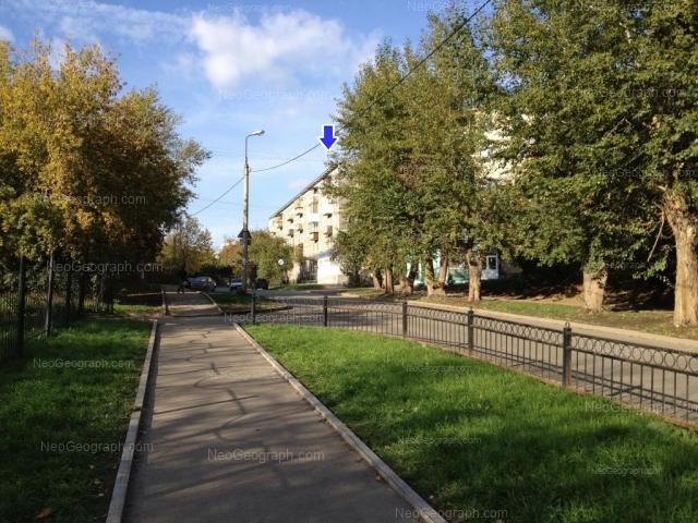 Адрес(а) на фотографии: улица Бородина, 6, Екатеринбург