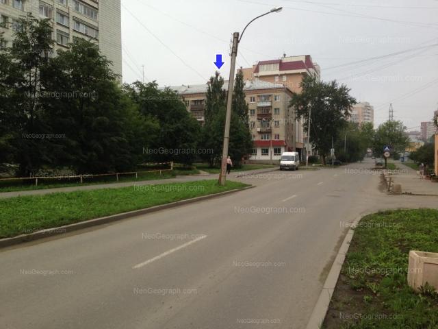 Address(es) on photo: Krasnikh Komandirov street, 22, 32, Yekaterinburg