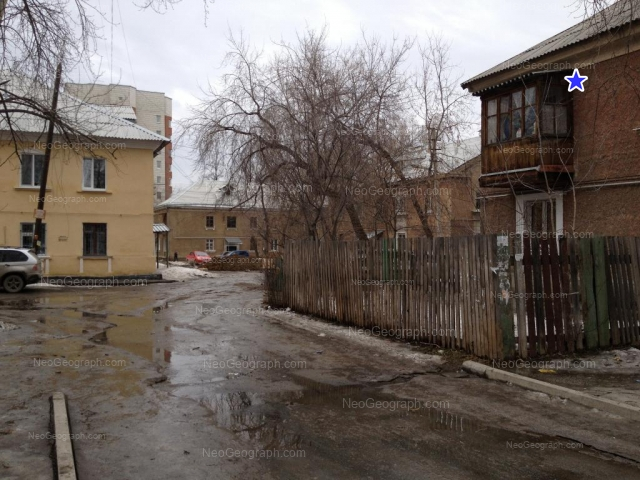 Адрес(а) на фотографии: улица Старых Большевиков, 37, 37А, 37Б, 39, Екатеринбург