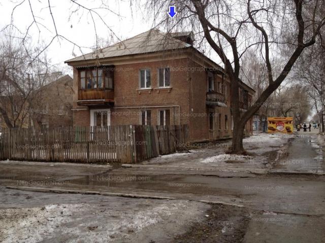 Адрес(а) на фотографии: улица Старых Большевиков, 37, 37А, Екатеринбург