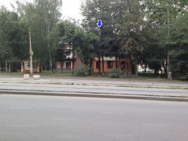 Адрес(а) на фотографии: улица Старых Большевиков, 37, Екатеринбург