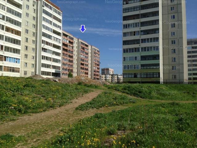Адрес(а) на фотографии: Бисертская улица, 16 к1, 16 к2, 16 к3, 16 к4, 22, Екатеринбург