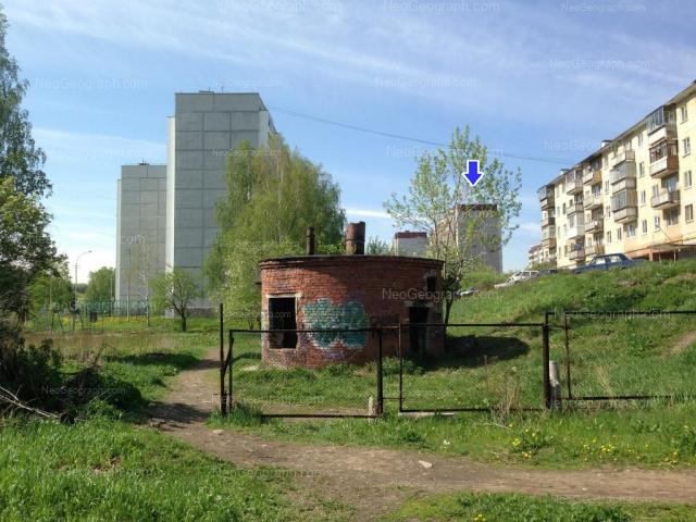 Адрес(а) на фотографии: Бисертская улица, 16 к2, 16 к4, 16 к5, 22, Екатеринбург