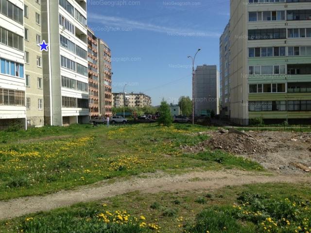 Адрес(а) на фотографии: Бисертская улица, 16 к1, 16 к2, 16 к3, 16 к5, 22, Екатеринбург
