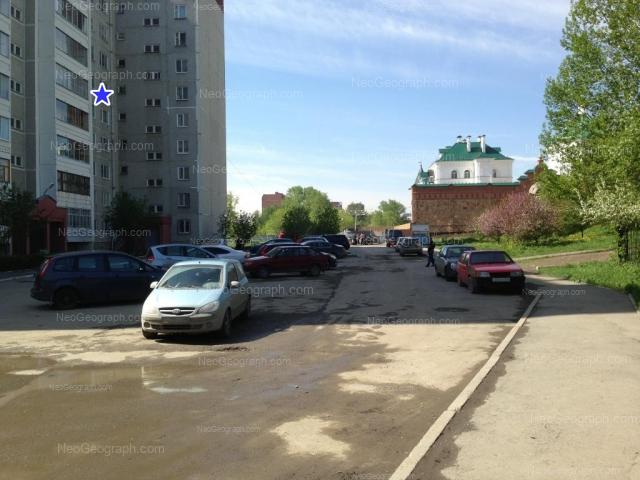 Адрес(а) на фотографии: Бисертская улица, 12в, 16 к1, Екатеринбург