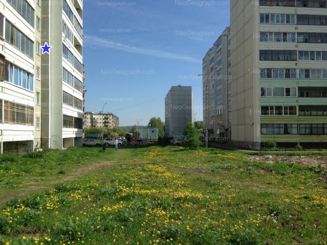 Адрес(а) на фотографии: Бисертская улица, 16 к1, 16 к3, 16 к5, 22, Екатеринбург