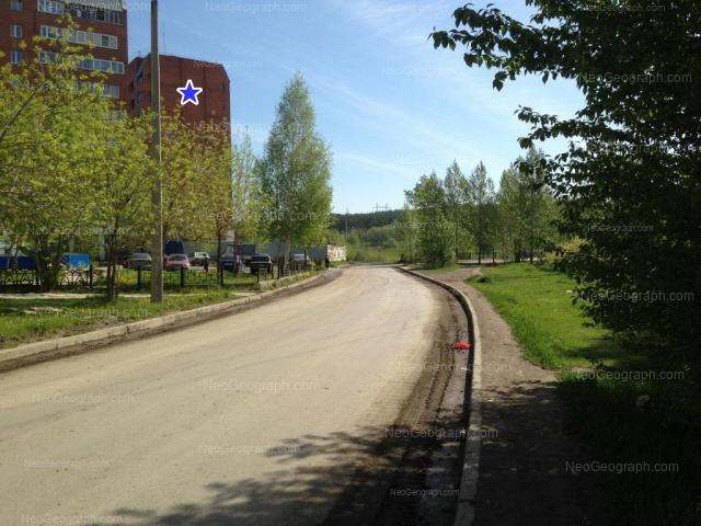 Адрес(а) на фотографии: Бисертская улица, 4в, 4г, Екатеринбург