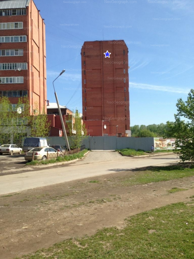 Адрес(а) на фотографии: Бисертская улица, 4б, 4в, 4г, Екатеринбург