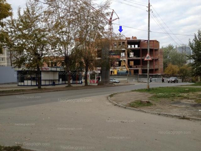 Адрес(а) на фотографии: улица Синяева, 6, Екатеринбург