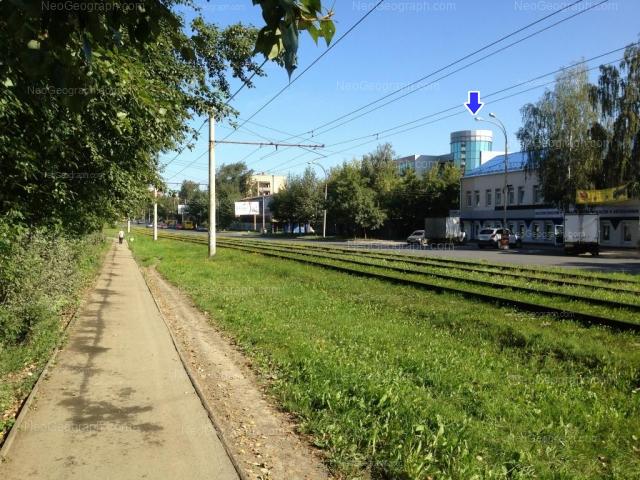 Адрес(а) на фотографии: улица Титова, 31а, 33, Екатеринбург