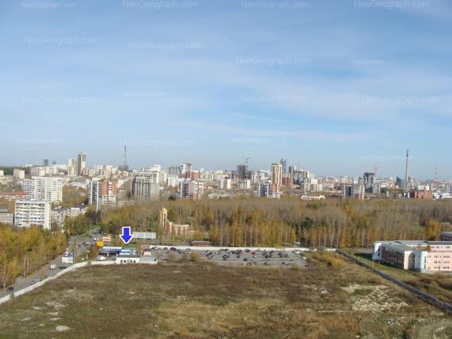 Адрес(а) на фотографии: улица Шаумяна, 85, 89а, Екатеринбург