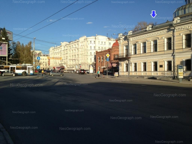 Адрес(а) на фотографии: улица Розы Люксембург, 1, 2, Екатеринбург