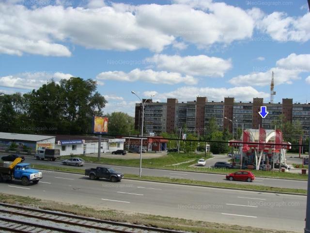 Адрес(а) на фотографии: улица Бебеля, 63а, 65, 134, Екатеринбург