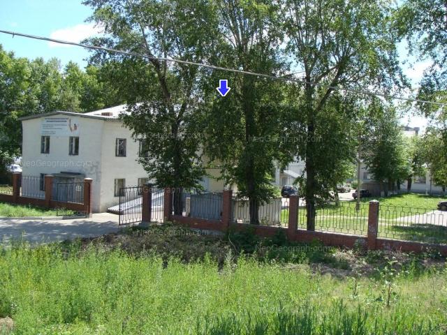 Address(es) on photo: Bebeliya street, 71, Yekaterinburg