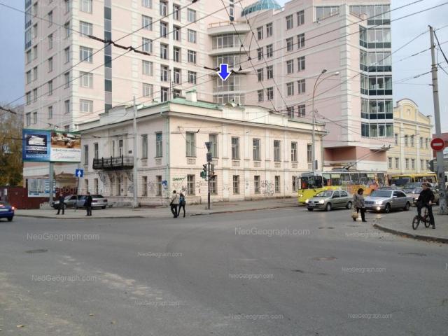 Адрес(а) на фотографии: улица Розы Люксембург, 64, 66а, Екатеринбург