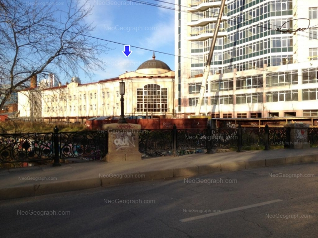Адрес(а) на фотографии: улица Розы Люксембург, 64, Екатеринбург