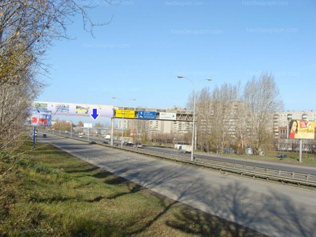 Адрес(а) на фотографии: улица 8 Марта, 197м, Екатеринбург