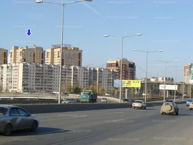 Адрес(а) на фотографии: Онежская улица, 6а, 8а, 10, 12, Екатеринбург