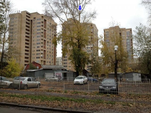 Адрес(а) на фотографии: Онежская улица, 4а, 6а, 8а, Екатеринбург