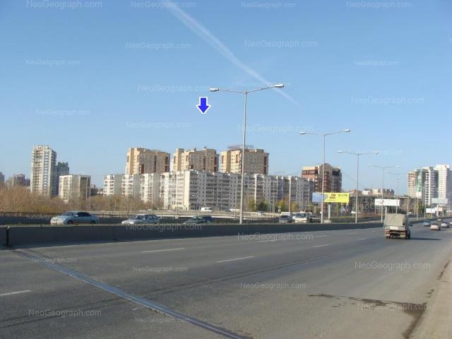 Адрес(а) на фотографии: Онежская улица, 4а, 6а, 8а, 10, 12, Екатеринбург
