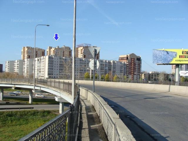 Адрес(а) на фотографии: Онежская улица, 4а, 6а, 8а, 9, 10, 12, Екатеринбург