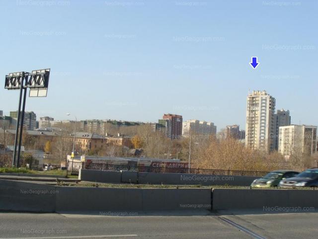 Address(es) on photo: Belinskogo street, 177, 179, 183, Yekaterinburg