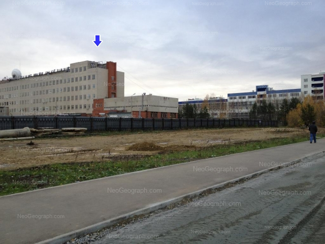 Address(es) on photo: Amundsena street, 106, 107, Yekaterinburg