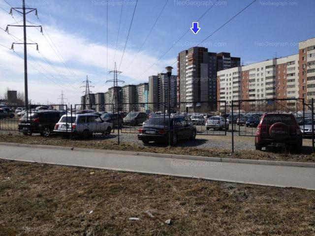 Адрес(а) на фотографии: Таватуйская улица, 1В, 2, 2/2, Екатеринбург