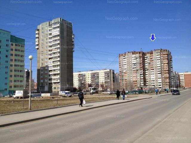 Адрес(а) на фотографии: Таватуйская улица, 1В, 1д, 2, 2/2, 4, Екатеринбург