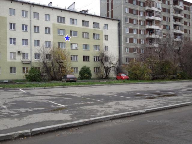 Address(es) on photo: Mashinnaya street, 42/1, 42/3, Yekaterinburg