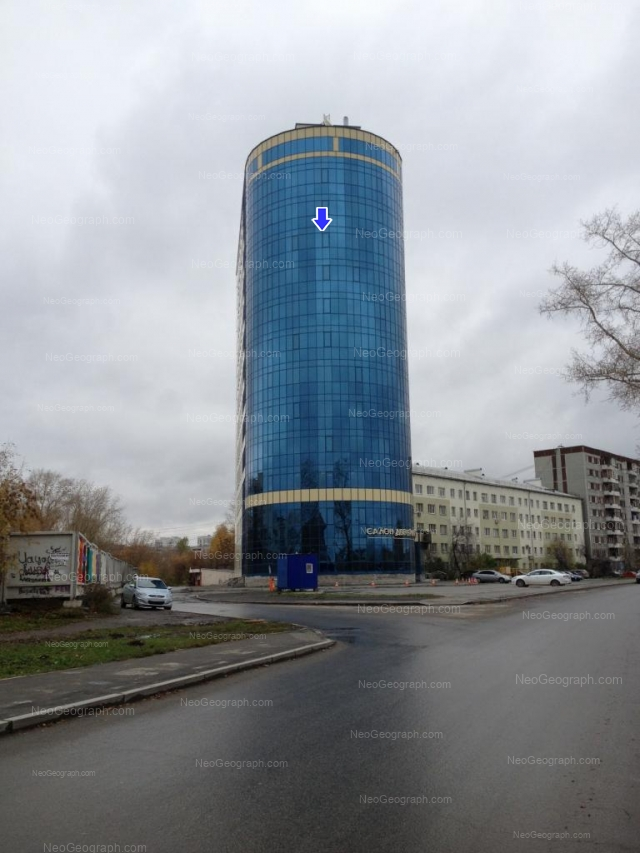 Address(es) on photo: Mashinnaya street, 42/1, 42/3, 42а, Yekaterinburg