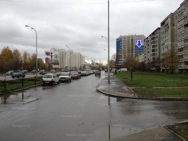 Address(es) on photo: Mashinnaya street, 40, 42/1, 42/3, 42а, Yekaterinburg