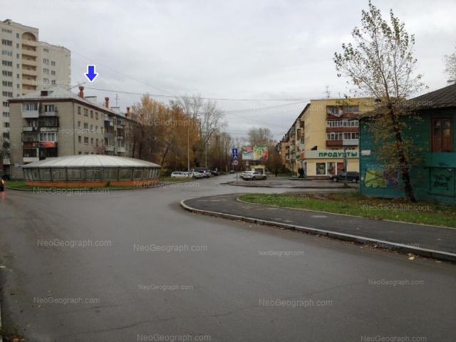Address(es) on photo: Mashinnaya street, 51, 58, 58п, Yekaterinburg