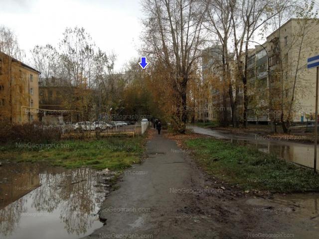Адрес(а) на фотографии: Переходный переулок, 4, 6, 7, 8а, Екатеринбург