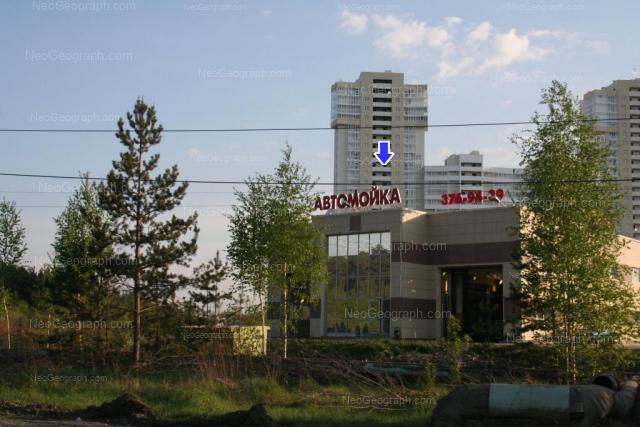 Адрес(а) на фотографии: улица Соболева, 1, 19, Екатеринбург