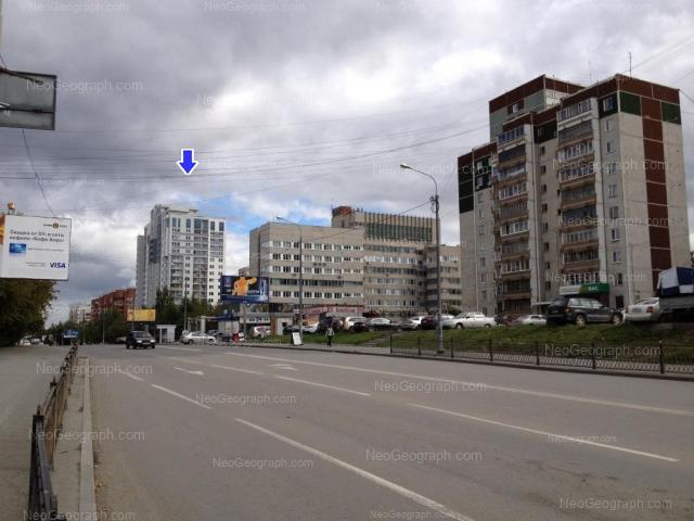 Адрес(а) на фотографии: улица Фурманова, 103, 107, 109, 111, 113, Екатеринбург