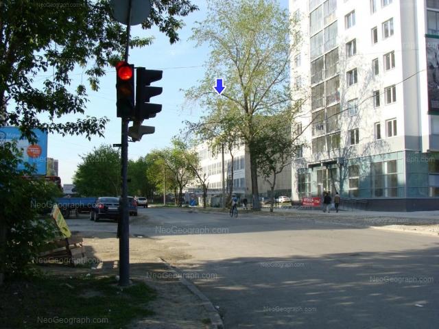 Адрес(а) на фотографии: улица Фрунзе, 96б, Екатеринбург