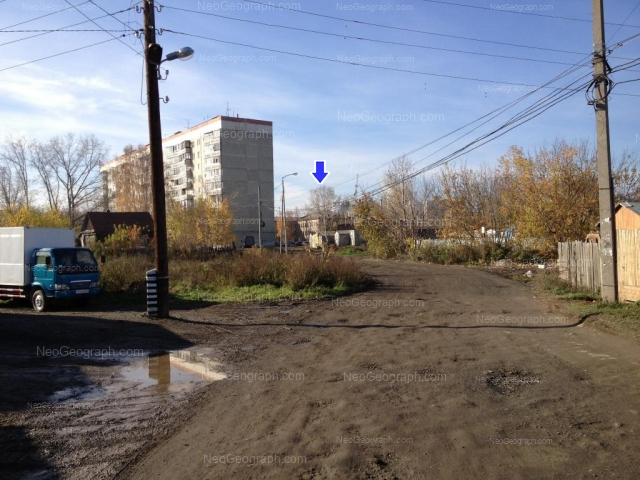 Address(es) on photo: Garshina street, 8б, Yekaterinburg