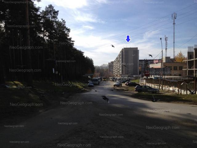 Адрес(а) на фотографии: Алтайская улица, 64, 70, Екатеринбург