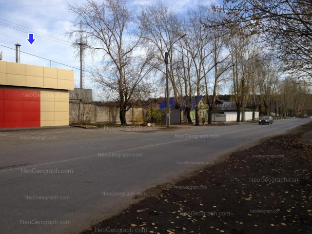 Адрес(а) на фотографии: Реактивная улица, 66, Екатеринбург