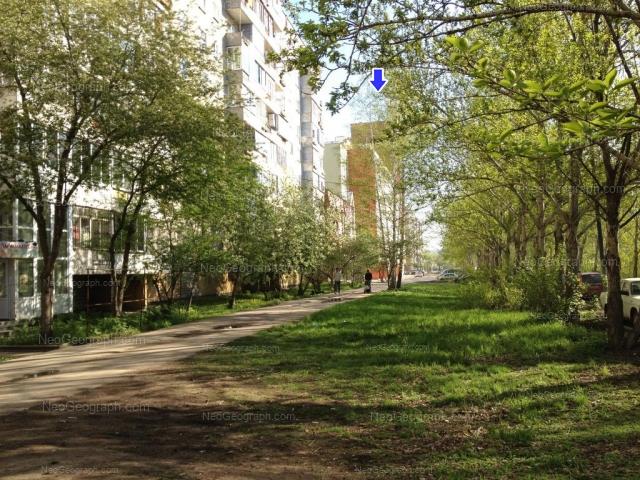 Адрес(а) на фотографии: улица Амундсена, 52, 56, Екатеринбург