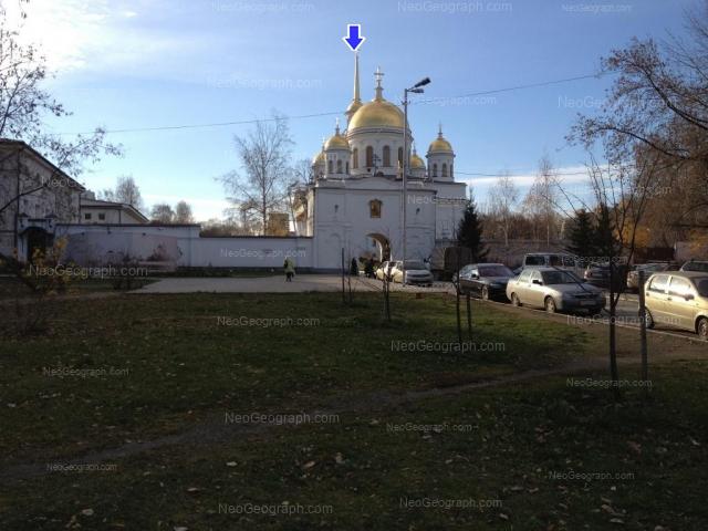 Адрес(а) на фотографии: улица Зелёная Роща, 1, Екатеринбург