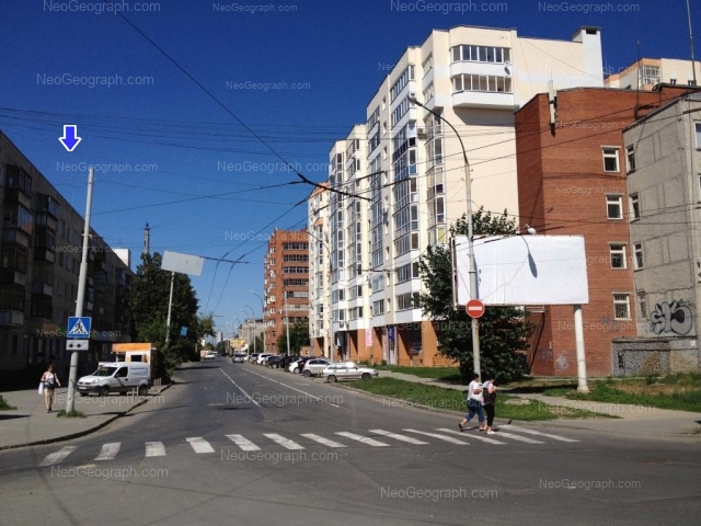 Адрес(а) на фотографии: улица Чапаева, 23, 30, Екатеринбург