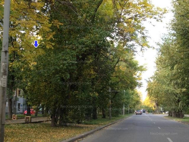 Адрес(а) на фотографии: Кировградская улица, 17, Екатеринбург