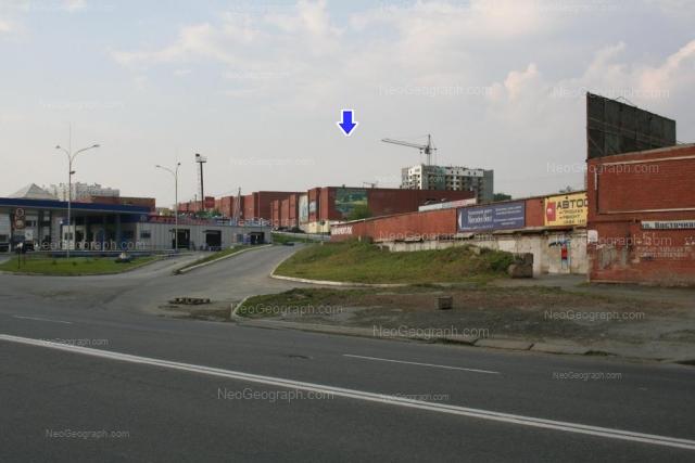 Адрес(а) на фотографии: Восточная улица, 5б, 5б/2, 5в, Екатеринбург