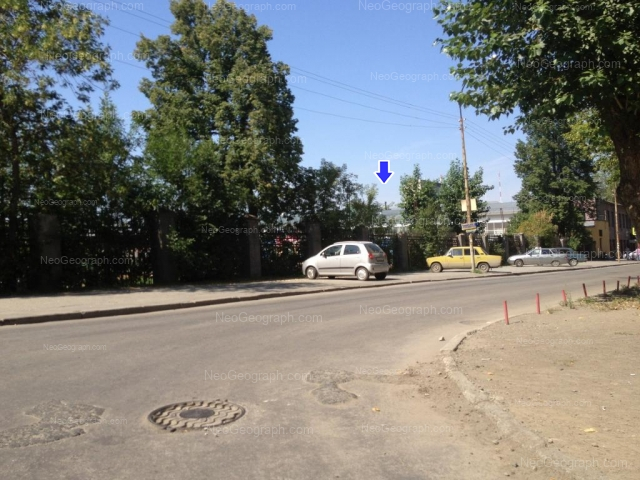 Адрес(а) на фотографии: улица Коминтерна, 4, Екатеринбург